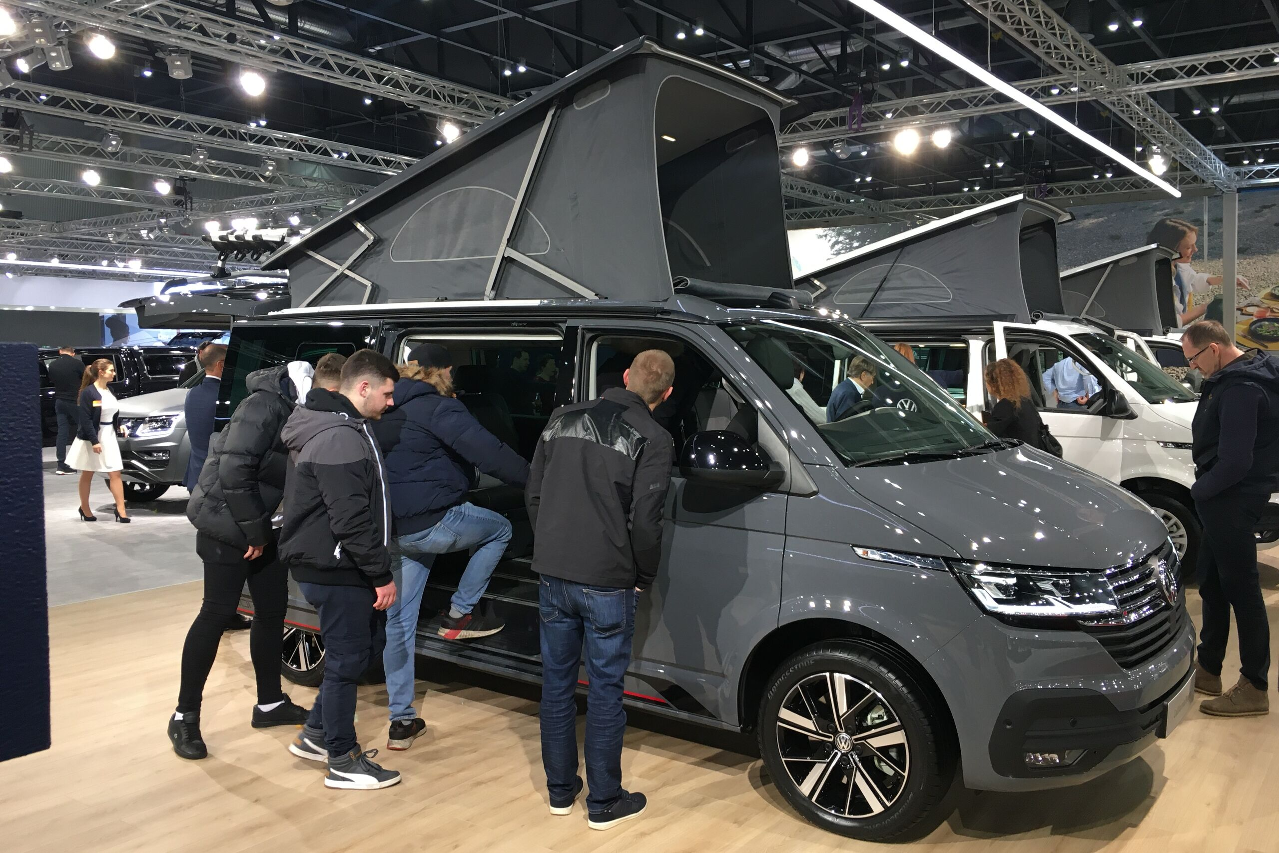 VW California VAS 2020