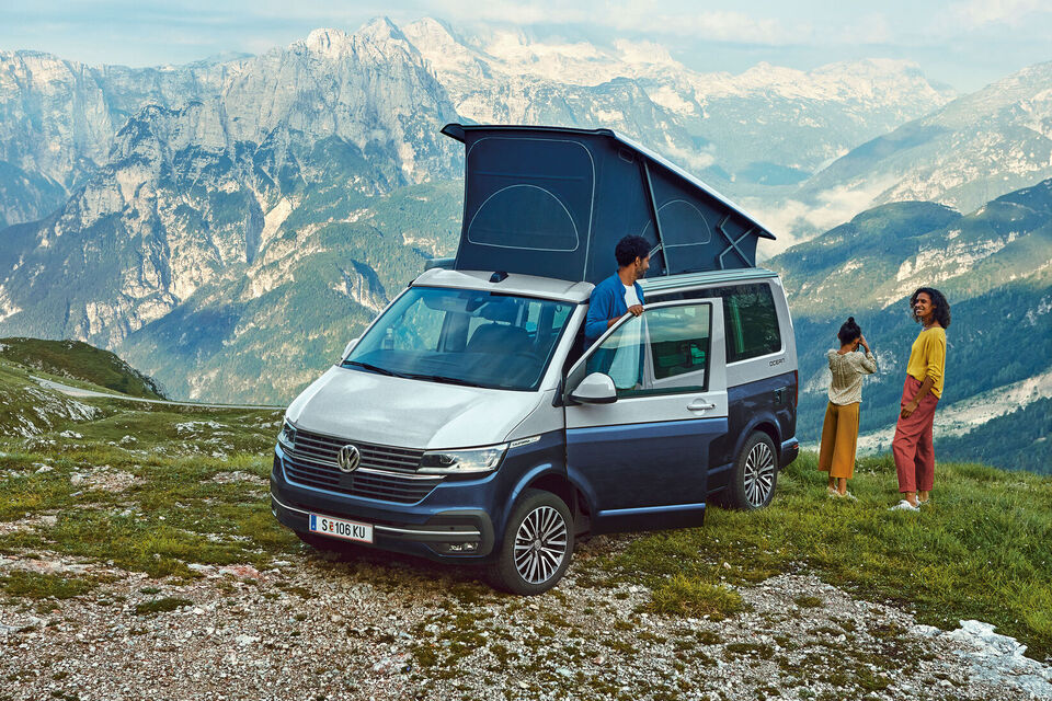 VW California 6.1 Berg